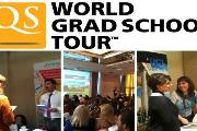 QS World Grad School Tour - Targ de masterate la Bucuresti