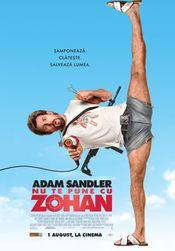 SUBTITRARE YOU DON'T MESS WITH THE ZOHAN