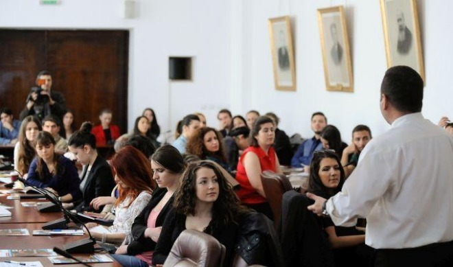 The University of Sheffield's postgraduate programme MA in Marketing, Advertising & Public Relations in Bucharest